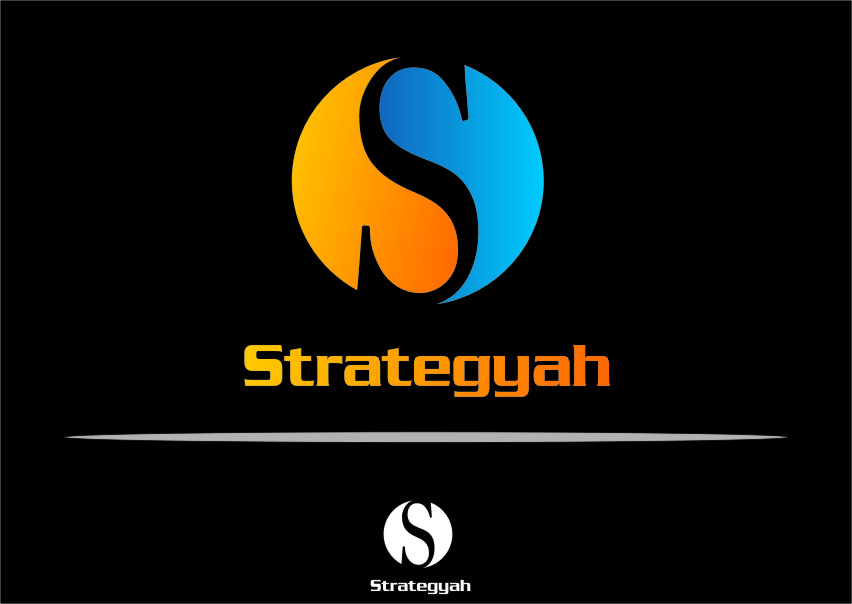 Logo Design by Ngepet_art - Entry No. 363 in the Logo Design Contest Creative Logo Design for Strategyah.