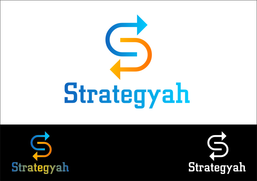 Logo Design by RasYa Muhammad Athaya - Entry No. 364 in the Logo Design Contest Creative Logo Design for Strategyah.