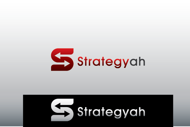 Logo Design by Digital Designs - Entry No. 368 in the Logo Design Contest Creative Logo Design for Strategyah.