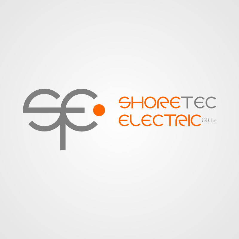 Logo Design by Rudy - Entry No. 82 in the Logo Design Contest Shore Tec Electric 2005 Inc.