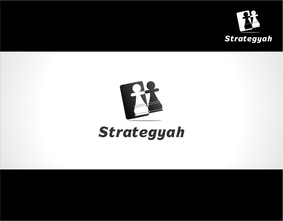 Logo Design by haidu - Entry No. 371 in the Logo Design Contest Creative Logo Design for Strategyah.