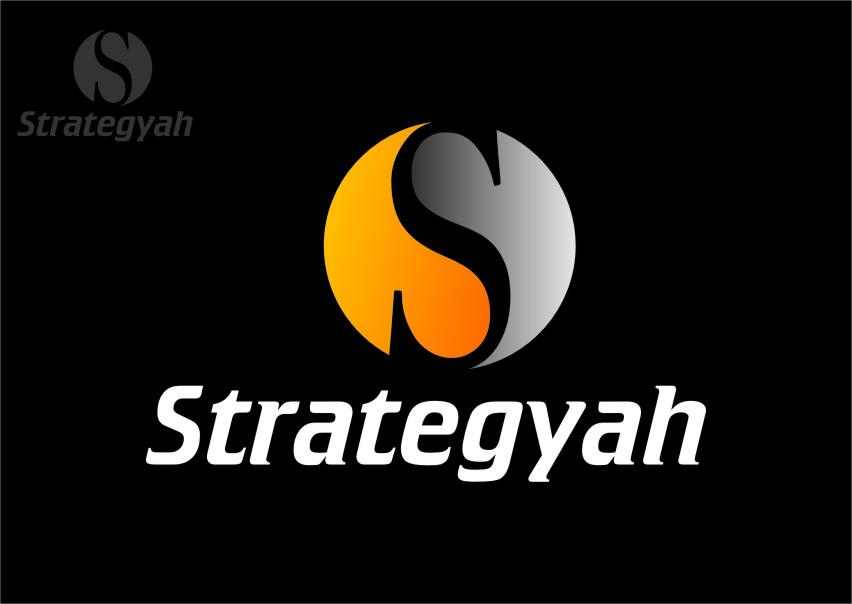 Logo Design by Ngepet_art - Entry No. 373 in the Logo Design Contest Creative Logo Design for Strategyah.