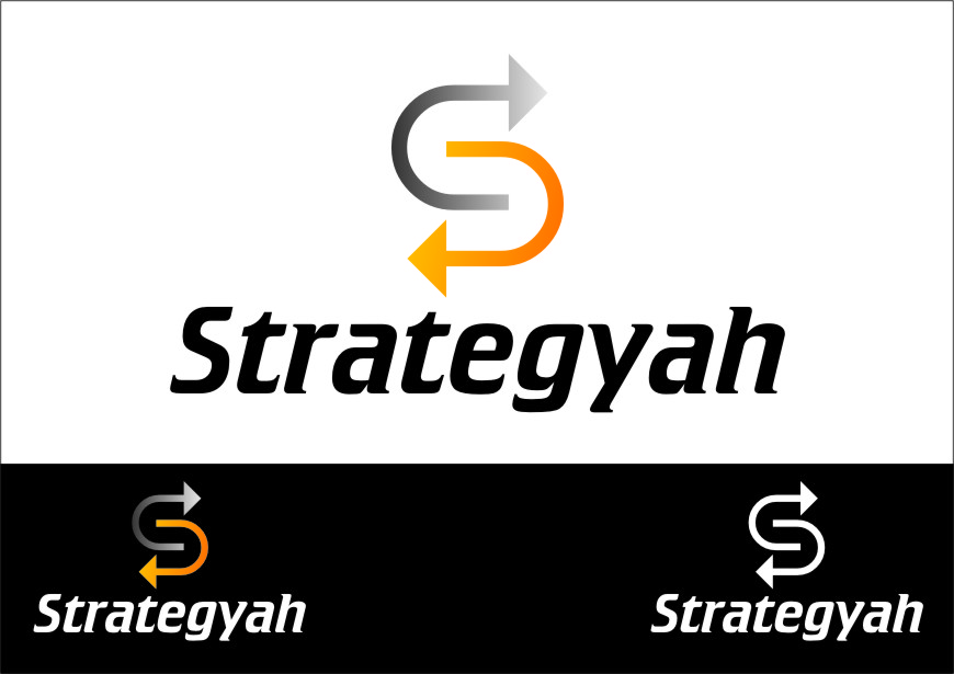 Logo Design by RasYa Muhammad Athaya - Entry No. 374 in the Logo Design Contest Creative Logo Design for Strategyah.