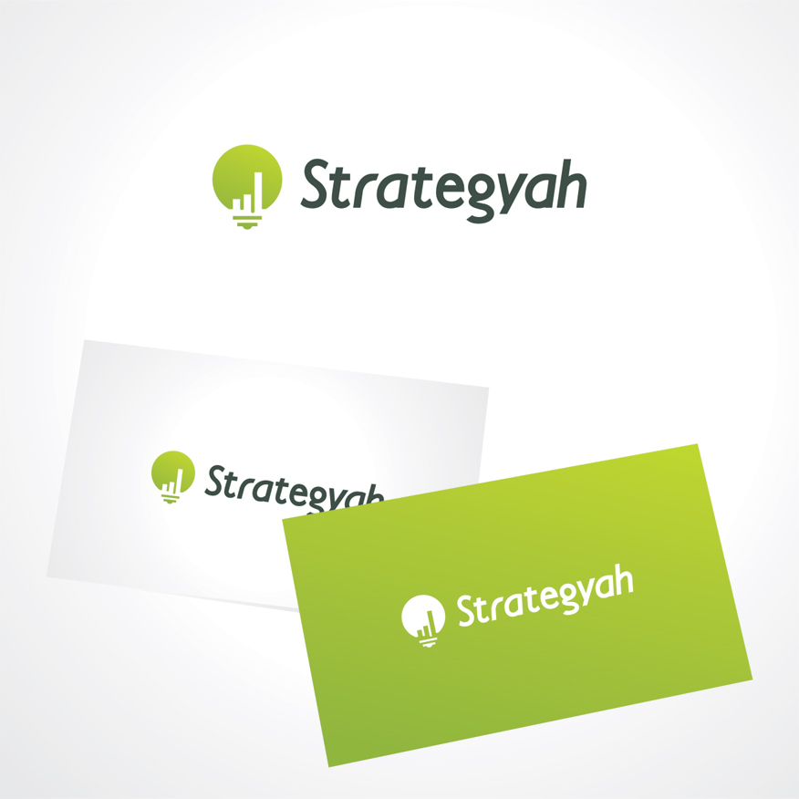 Logo Design by vdhadse - Entry No. 377 in the Logo Design Contest Creative Logo Design for Strategyah.