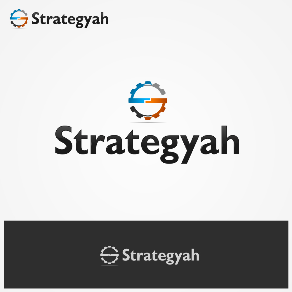 Logo Design by omARTist - Entry No. 378 in the Logo Design Contest Creative Logo Design for Strategyah.