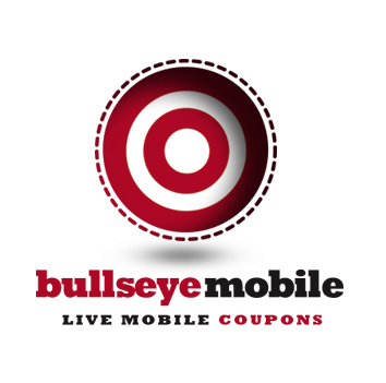 Logo Design by excitation - Entry No. 26 in the Logo Design Contest Bullseye Mobile.