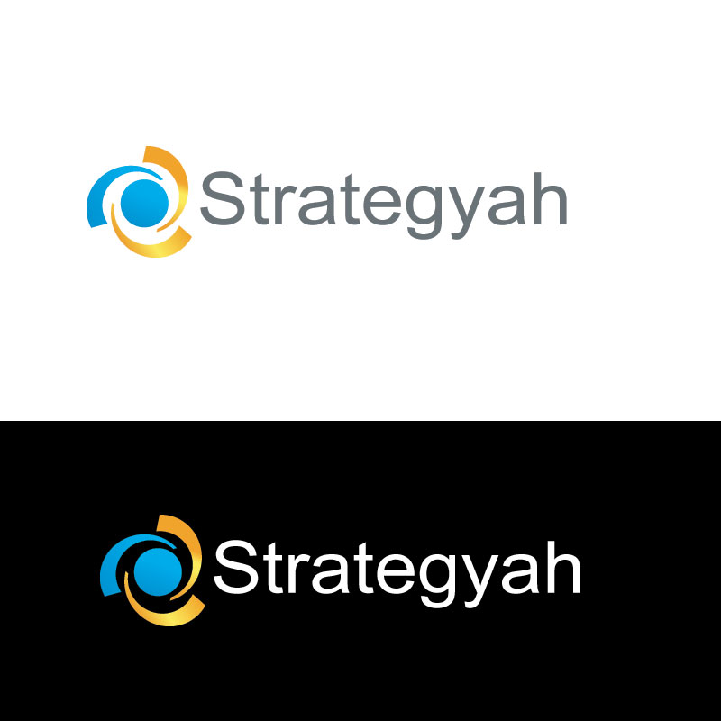 Logo Design by Private User - Entry No. 382 in the Logo Design Contest Creative Logo Design for Strategyah.