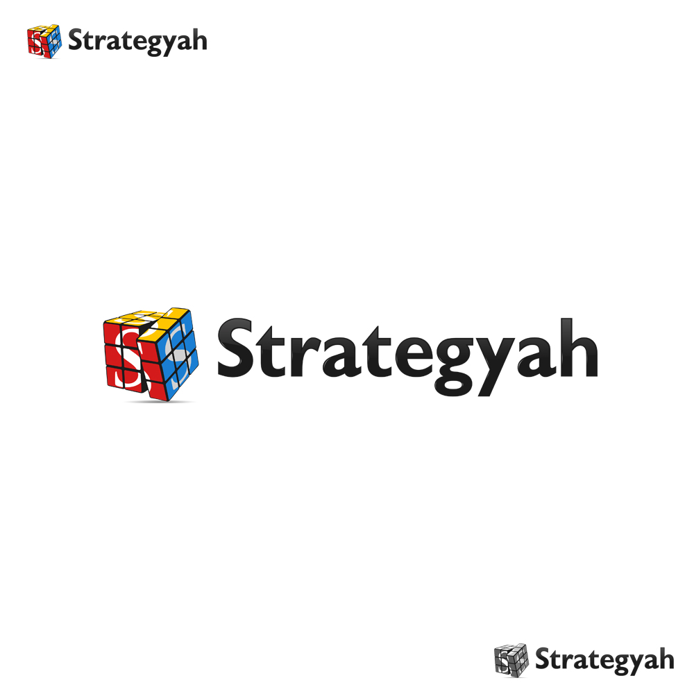 Logo Design by omARTist - Entry No. 383 in the Logo Design Contest Creative Logo Design for Strategyah.