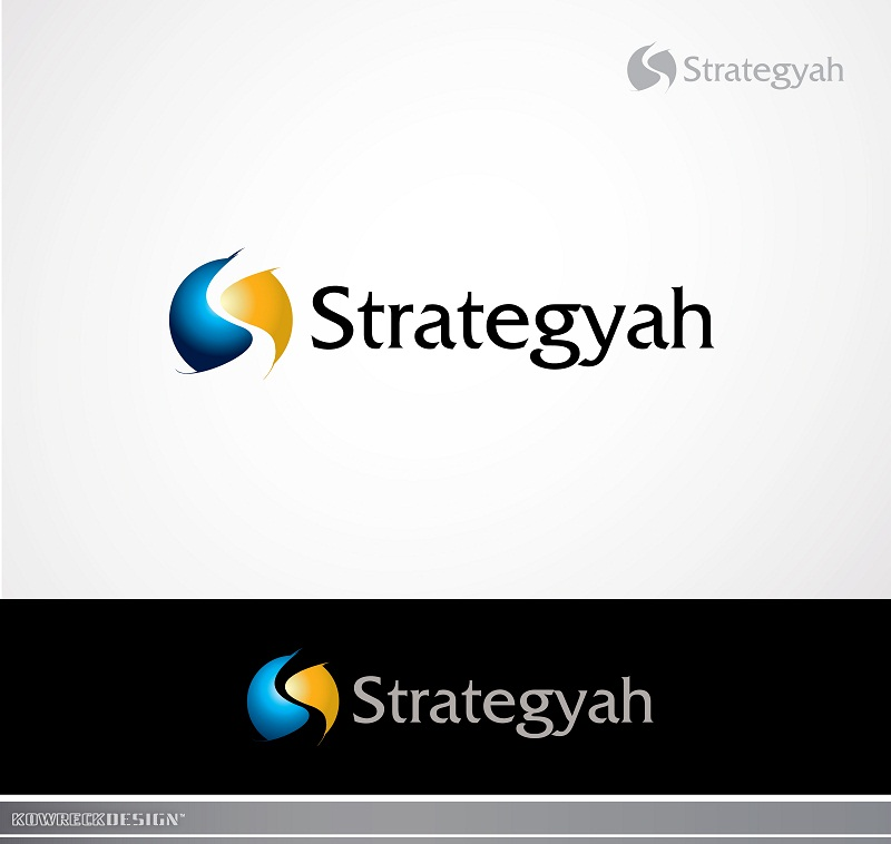 Logo Design by kowreck - Entry No. 386 in the Logo Design Contest Creative Logo Design for Strategyah.