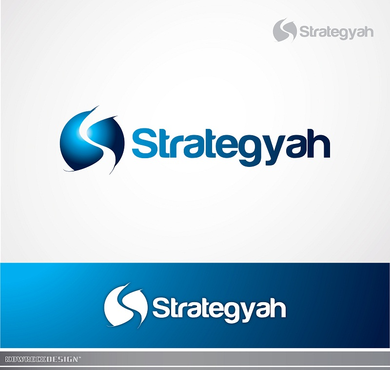 Logo Design by kowreck - Entry No. 388 in the Logo Design Contest Creative Logo Design for Strategyah.