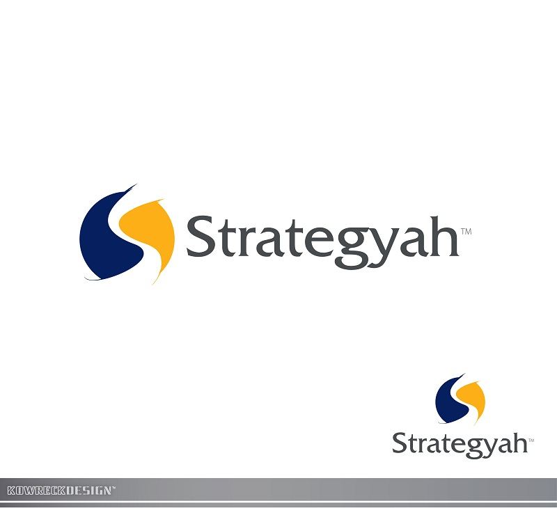 Logo Design by kowreck - Entry No. 389 in the Logo Design Contest Creative Logo Design for Strategyah.