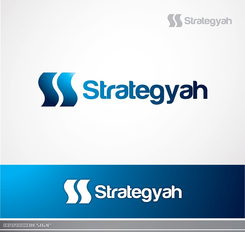 Logo Design by kowreck - Entry No. 390 in the Logo Design Contest Creative Logo Design for Strategyah.