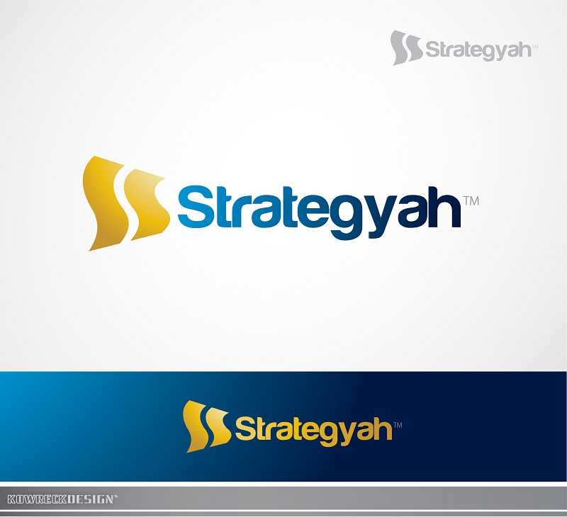 Logo Design by kowreck - Entry No. 391 in the Logo Design Contest Creative Logo Design for Strategyah.