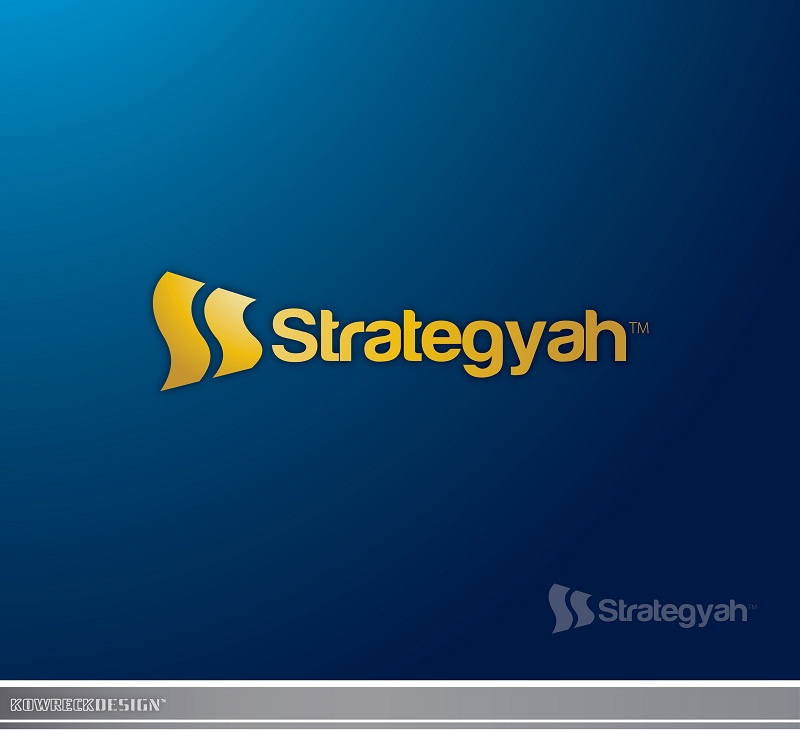 Logo Design by kowreck - Entry No. 393 in the Logo Design Contest Creative Logo Design for Strategyah.