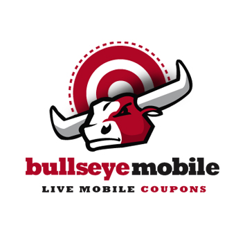 Logo Design by excitation - Entry No. 28 in the Logo Design Contest Bullseye Mobile.