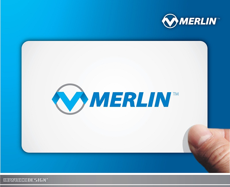 Logo Design by kowreck - Entry No. 1 in the Logo Design Contest Imaginative Logo Design for Merlin.