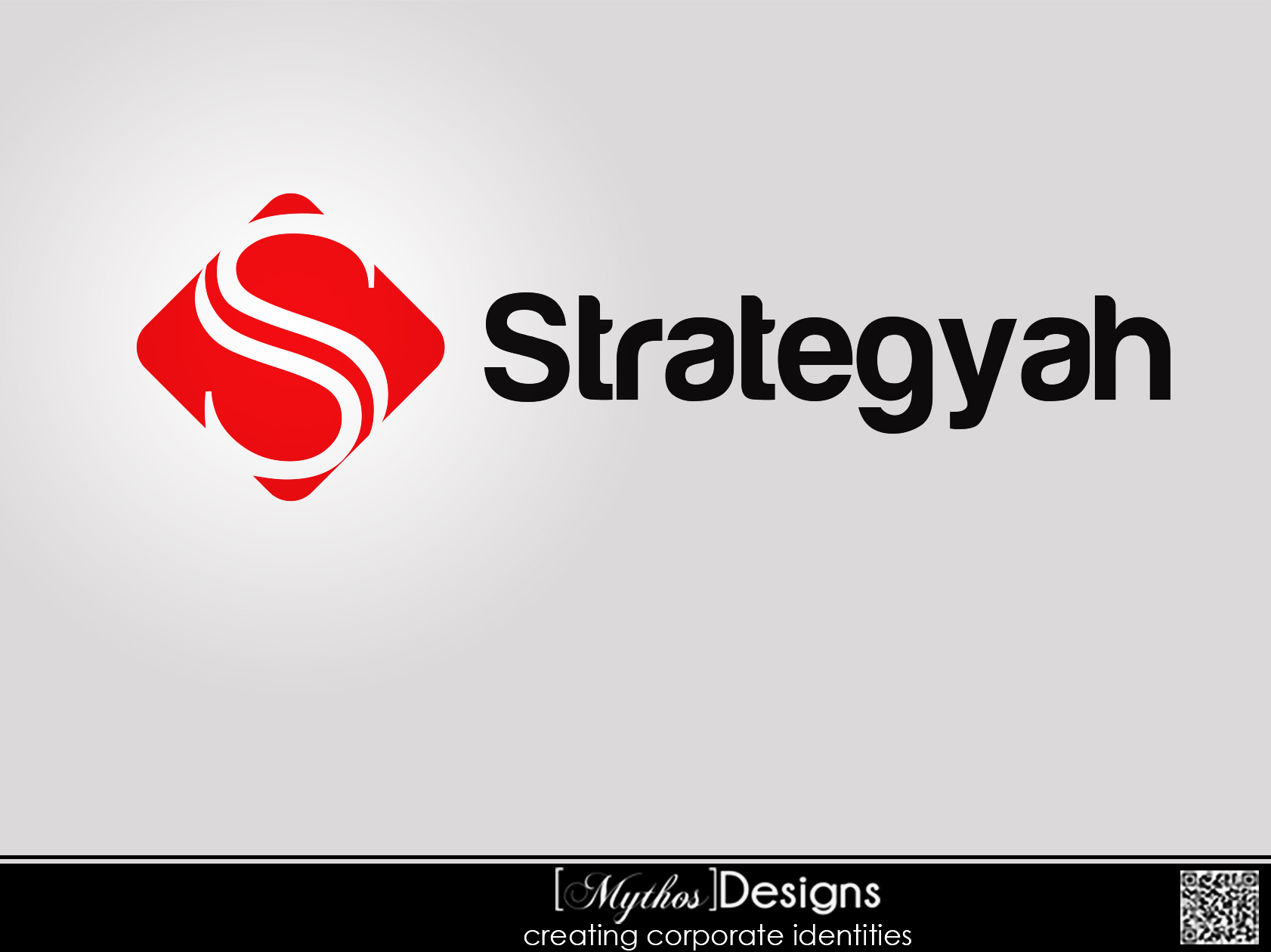 Logo Design by Mythos Designs - Entry No. 398 in the Logo Design Contest Creative Logo Design for Strategyah.
