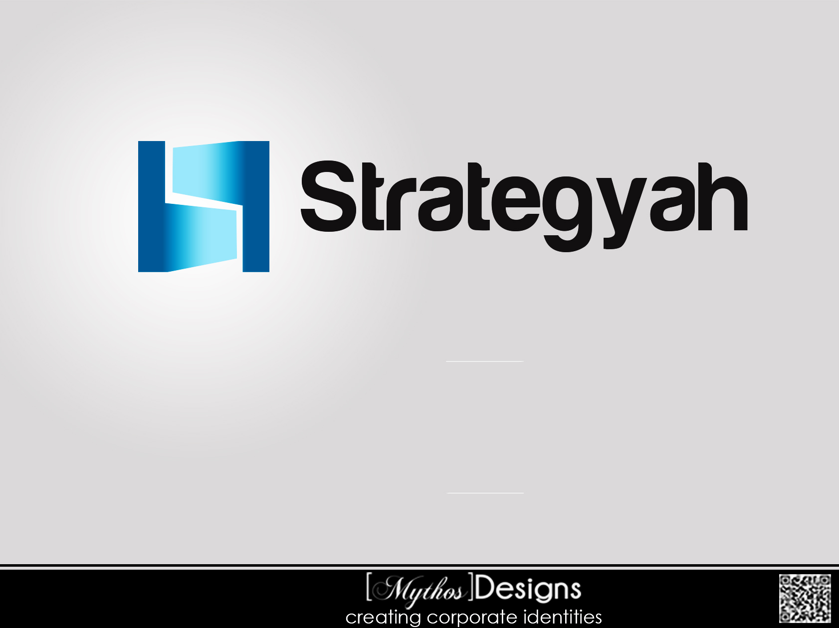 Logo Design by Mythos Designs - Entry No. 400 in the Logo Design Contest Creative Logo Design for Strategyah.