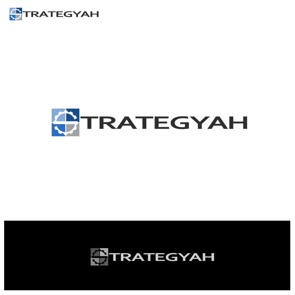 Logo Design by omARTist - Entry No. 404 in the Logo Design Contest Creative Logo Design for Strategyah.