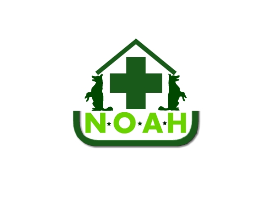 Logo Design by Ismail Adhi Wibowo - Entry No. 15 in the Logo Design Contest Fun Logo Design for N.O.A.H..