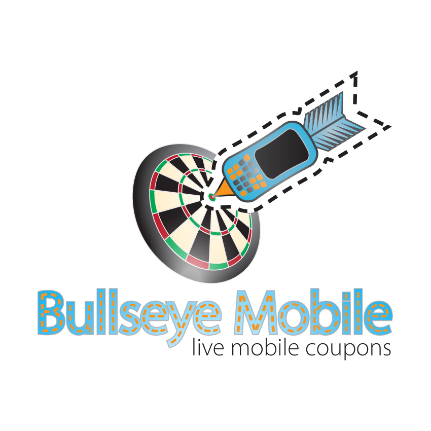 Logo Design by Marzac2 - Entry No. 30 in the Logo Design Contest Bullseye Mobile.