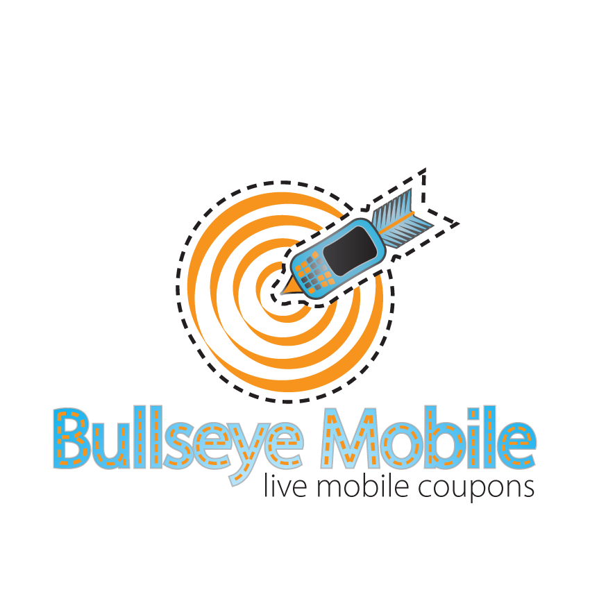 Logo Design by Marzac2 - Entry No. 31 in the Logo Design Contest Bullseye Mobile.