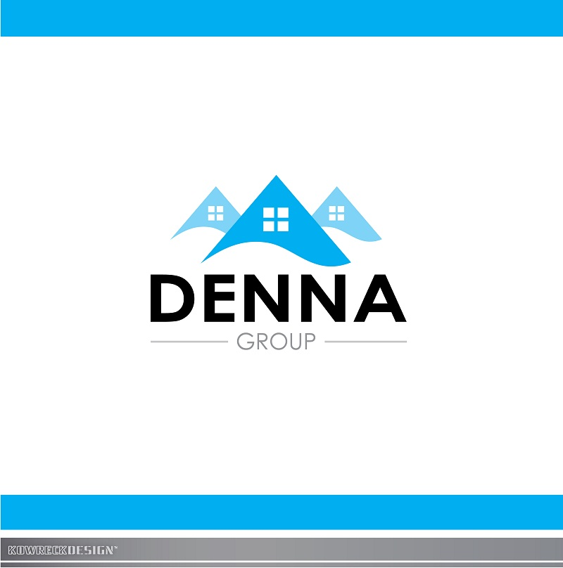 Logo Design by kowreck - Entry No. 237 in the Logo Design Contest Denna Group Logo Design.