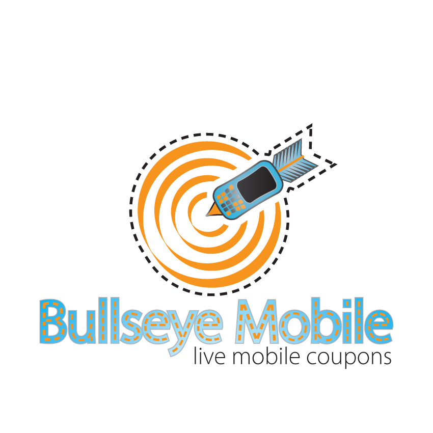 Logo Design by Marzac2 - Entry No. 32 in the Logo Design Contest Bullseye Mobile.
