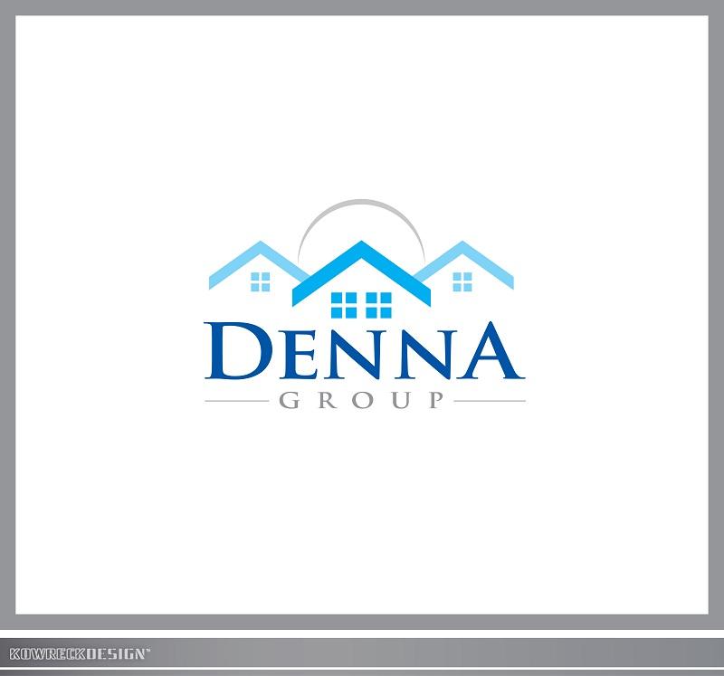 Logo Design by kowreck - Entry No. 239 in the Logo Design Contest Denna Group Logo Design.