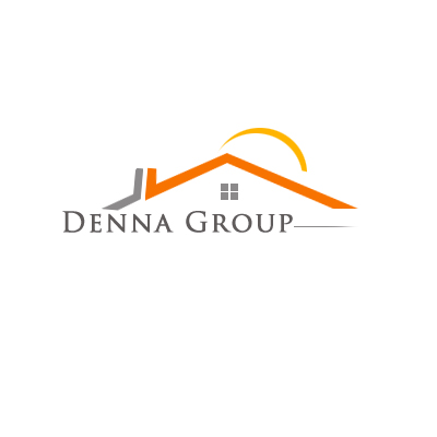 Logo Design by Crystal Desizns - Entry No. 240 in the Logo Design Contest Denna Group Logo Design.