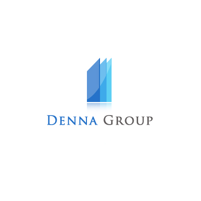 Logo Design by Crystal Desizns - Entry No. 241 in the Logo Design Contest Denna Group Logo Design.