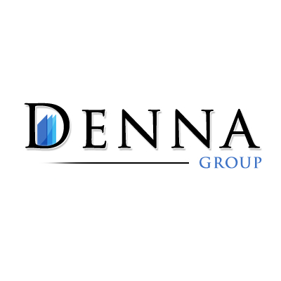 Logo Design by Crystal Desizns - Entry No. 242 in the Logo Design Contest Denna Group Logo Design.