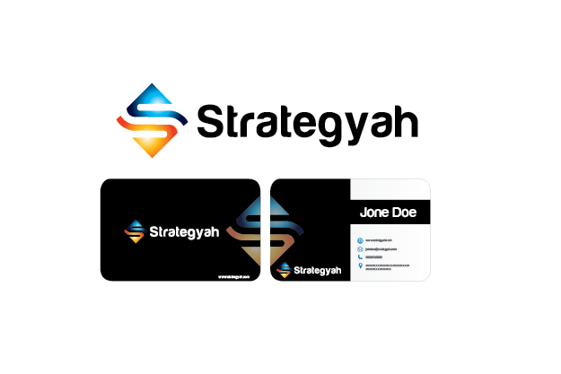 Logo Design by Private User - Entry No. 417 in the Logo Design Contest Creative Logo Design for Strategyah.