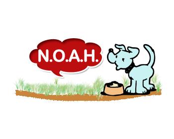 Logo Design by Crystal Desizns - Entry No. 20 in the Logo Design Contest Fun Logo Design for N.O.A.H..