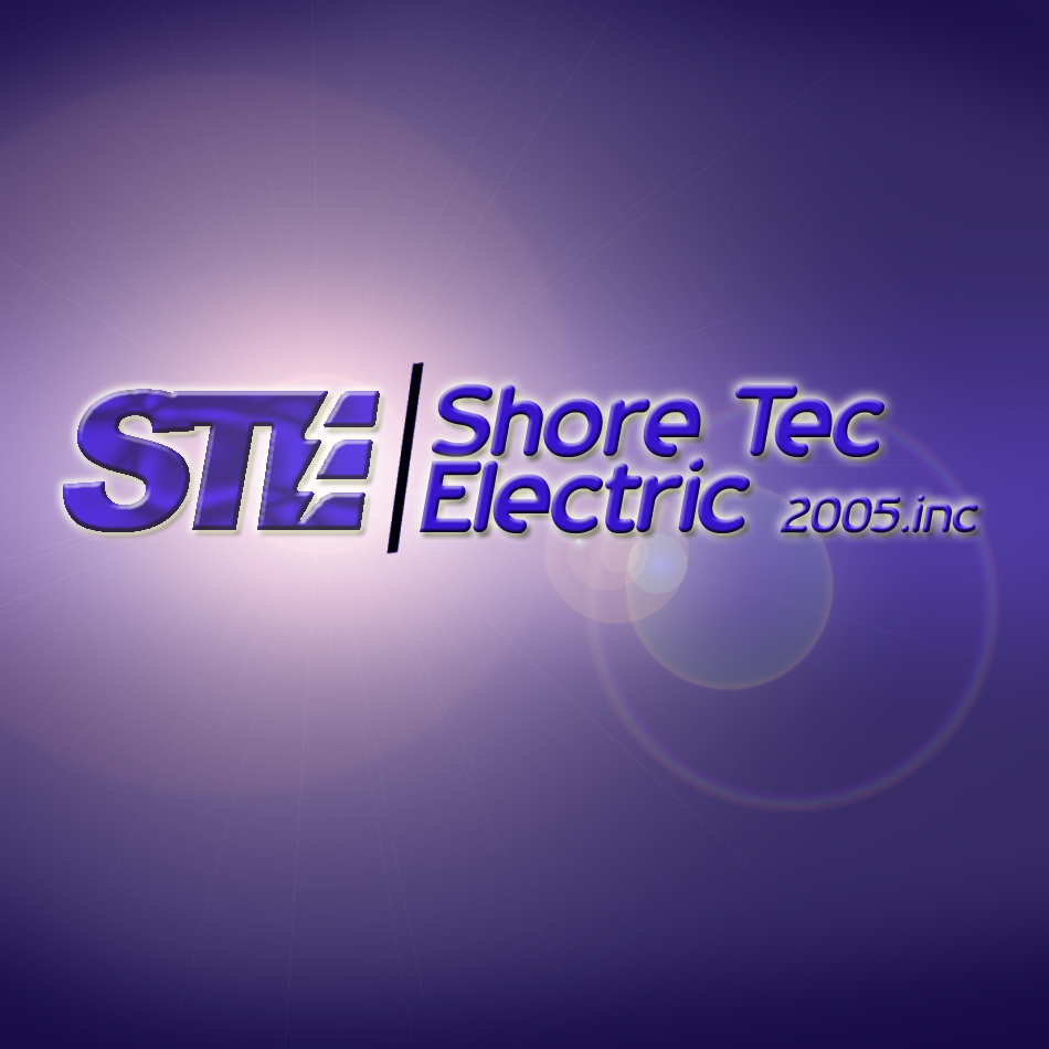 Logo Design by lapakera - Entry No. 83 in the Logo Design Contest Shore Tec Electric 2005 Inc.