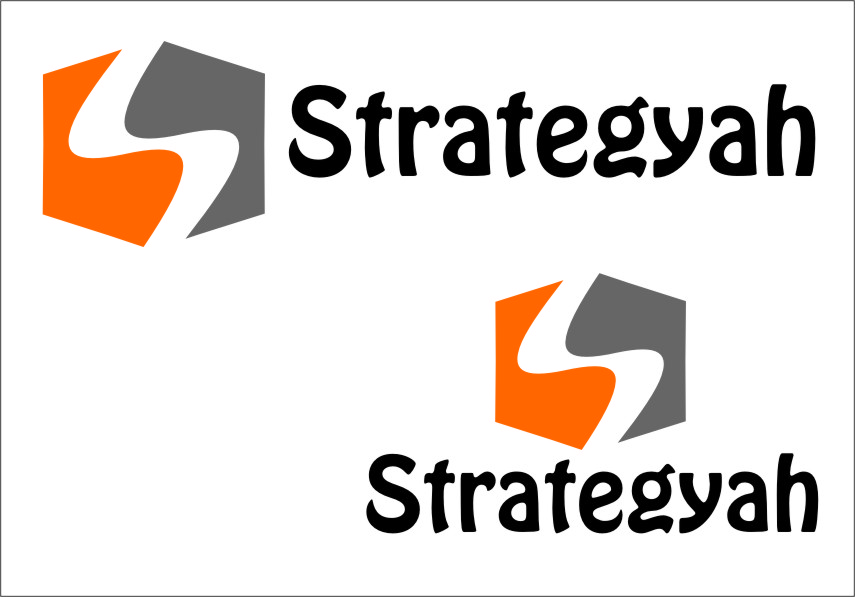 Logo Design by RasYa Muhammad Athaya - Entry No. 428 in the Logo Design Contest Creative Logo Design for Strategyah.