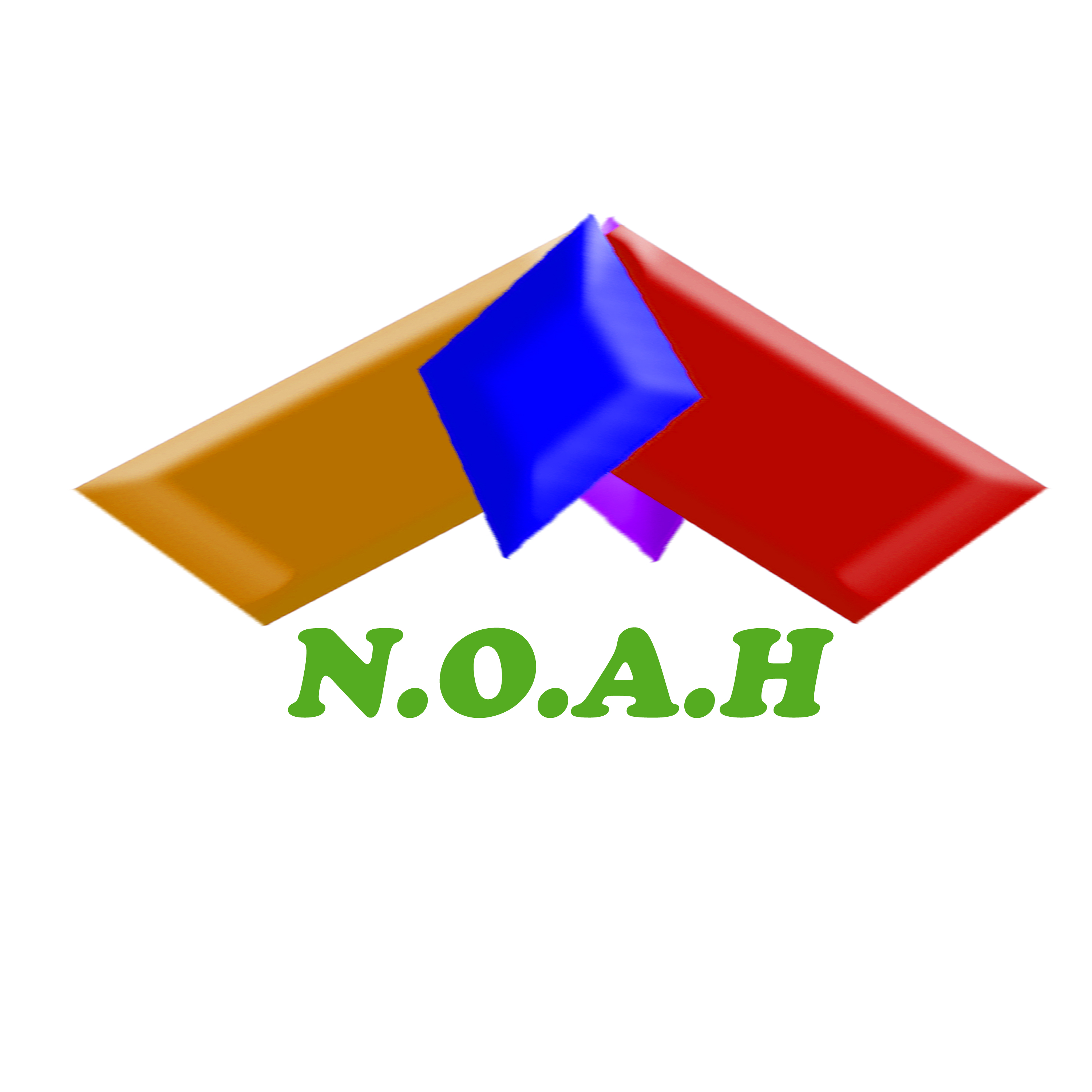 Logo Design by Roberto Sibbaluca - Entry No. 22 in the Logo Design Contest Fun Logo Design for N.O.A.H..