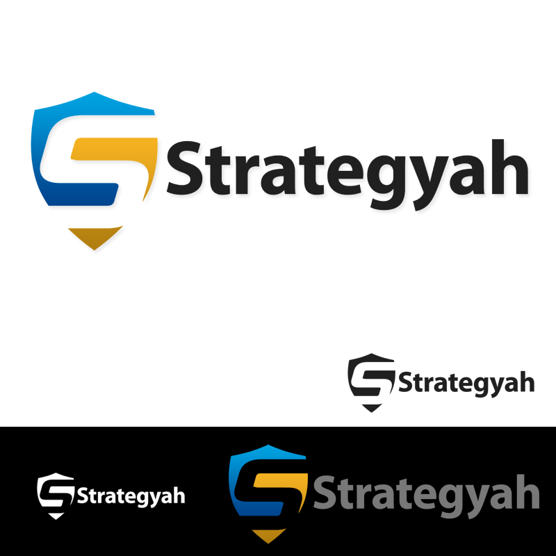 Logo Design by Private User - Entry No. 432 in the Logo Design Contest Creative Logo Design for Strategyah.