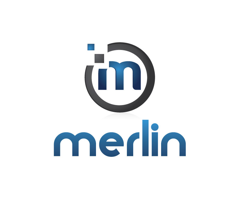 Logo Design by Private User - Entry No. 15 in the Logo Design Contest Imaginative Logo Design for Merlin.