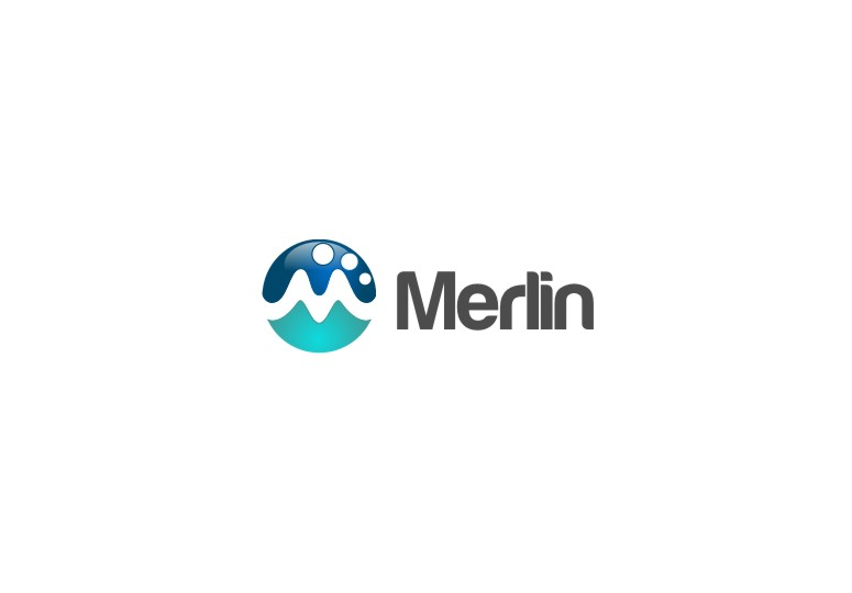 Logo Design by untung - Entry No. 17 in the Logo Design Contest Imaginative Logo Design for Merlin.