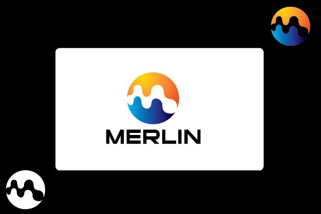 Logo Design by Private User - Entry No. 18 in the Logo Design Contest Imaginative Logo Design for Merlin.