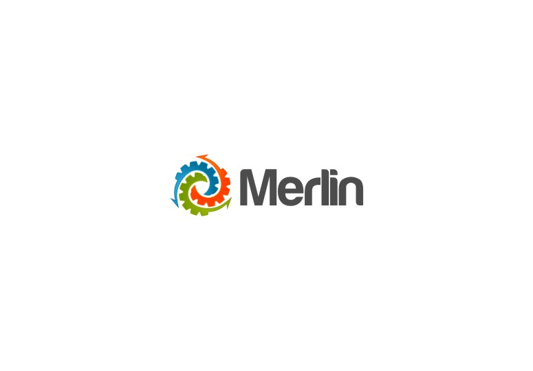 Logo Design by untung - Entry No. 20 in the Logo Design Contest Imaginative Logo Design for Merlin.
