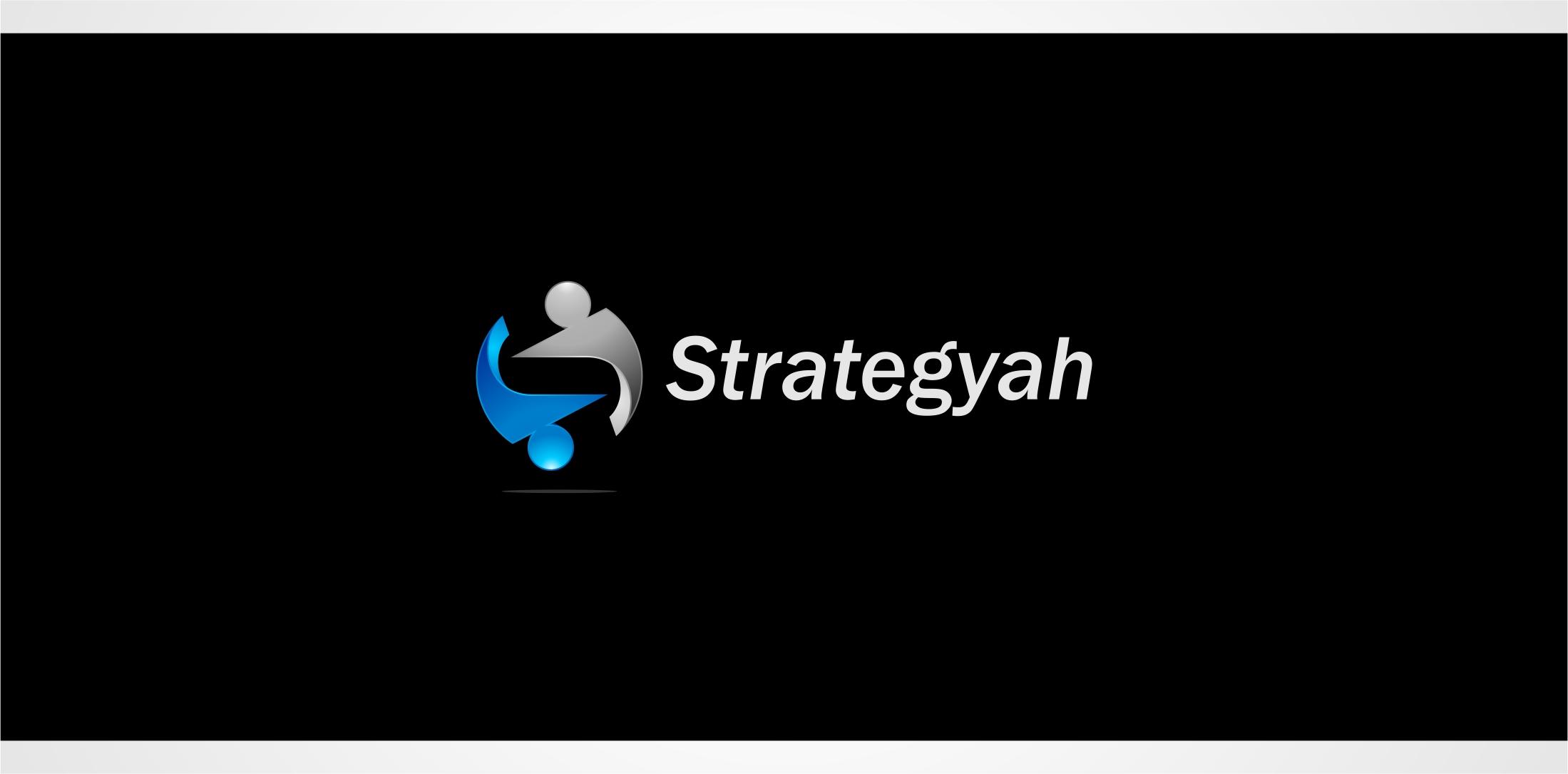 Logo Design by haidu - Entry No. 444 in the Logo Design Contest Creative Logo Design for Strategyah.
