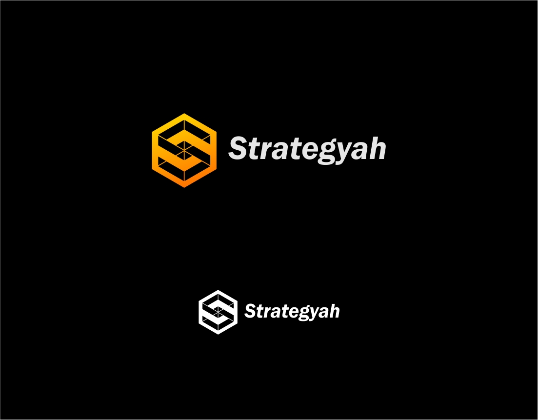 Logo Design by haidu - Entry No. 449 in the Logo Design Contest Creative Logo Design for Strategyah.