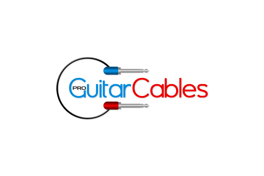 Logo Design by Private User - Entry No. 43 in the Logo Design Contest Pro Guitar Cables Logo Design.
