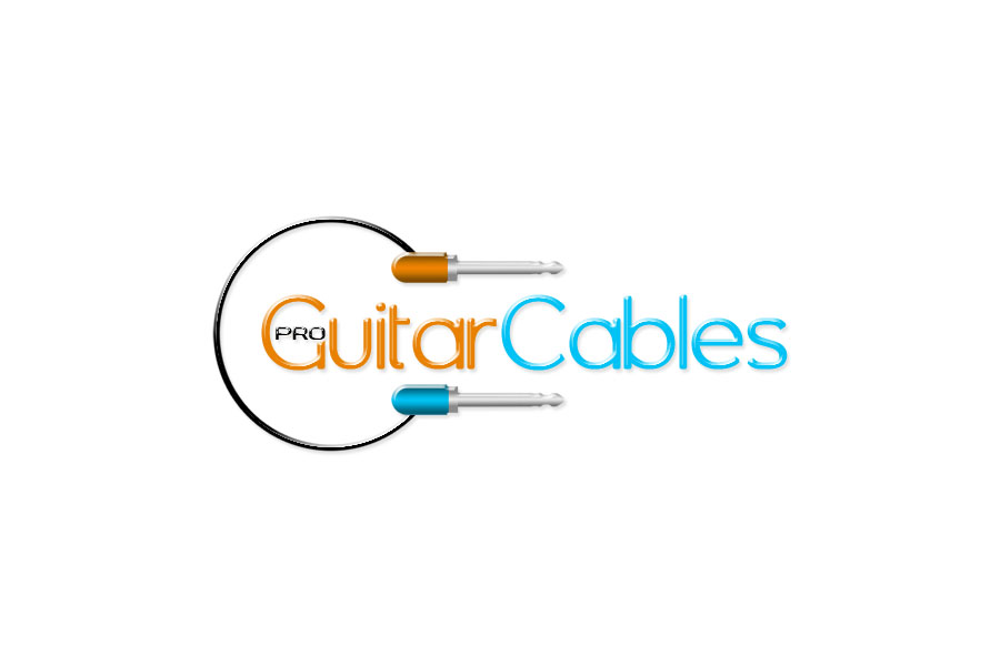 Logo Design by Private User - Entry No. 44 in the Logo Design Contest Pro Guitar Cables Logo Design.