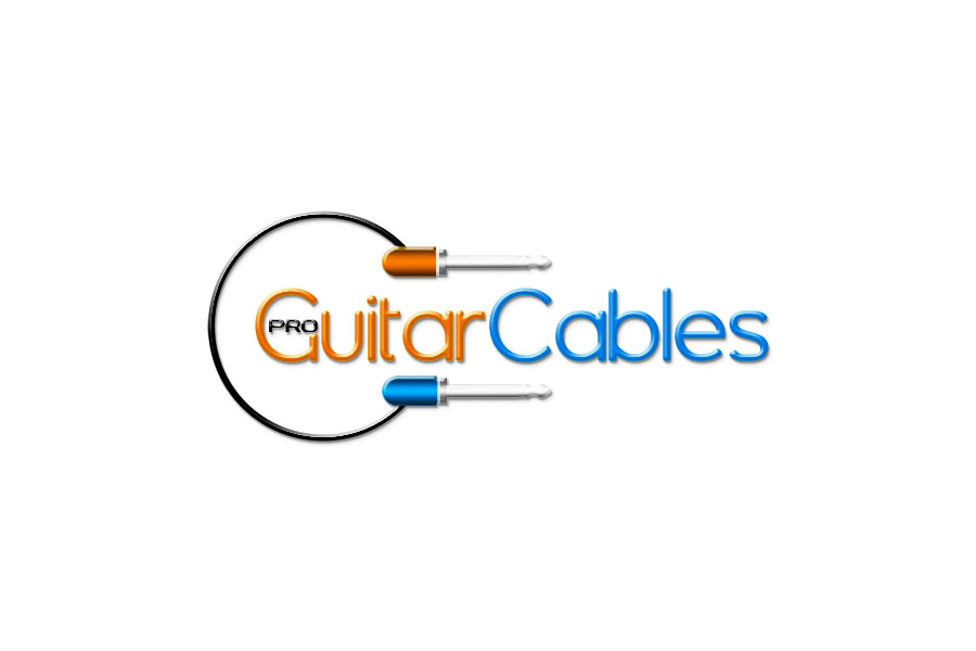 Logo Design by Private User - Entry No. 46 in the Logo Design Contest Pro Guitar Cables Logo Design.