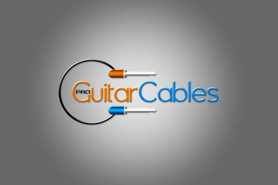 Logo Design by Private User - Entry No. 47 in the Logo Design Contest Pro Guitar Cables Logo Design.