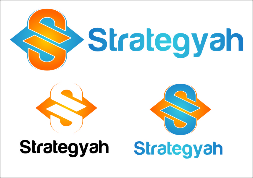 Logo Design by RasYa Muhammad Athaya - Entry No. 457 in the Logo Design Contest Creative Logo Design for Strategyah.