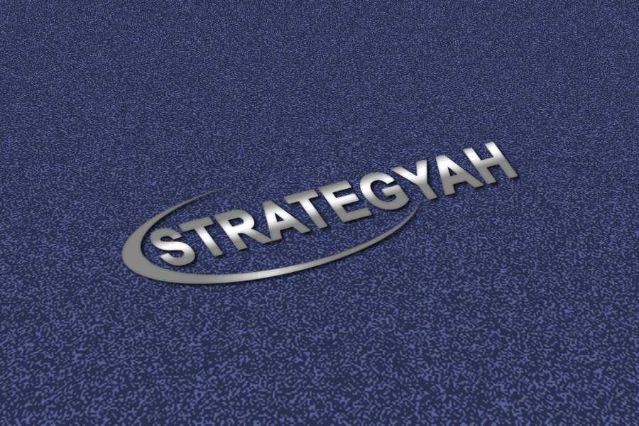 Logo Design by Private User - Entry No. 460 in the Logo Design Contest Creative Logo Design for Strategyah.